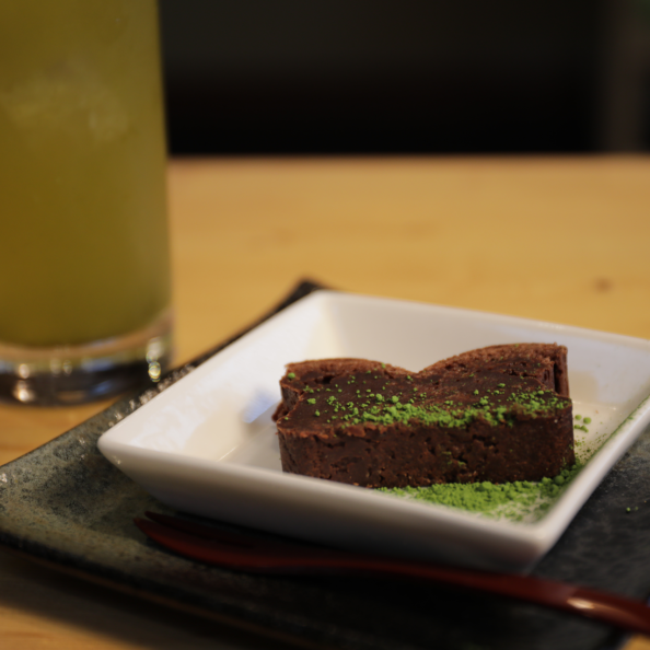 wawa-cafe ベイクドショコラ
